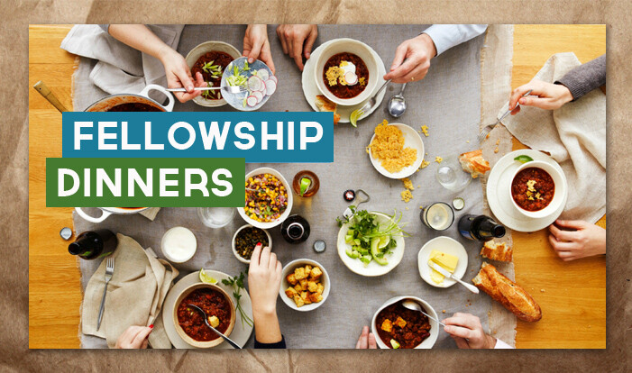 New Session of Fellowship Dinner Groups Now Registering!