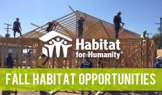 Habitat for Humanity Build