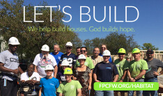 All Volunteers Needed for Habitat Blitz!