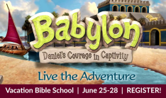 Vacation Bible School at FPC