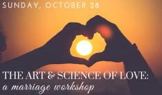 Marriage Workshop October 28