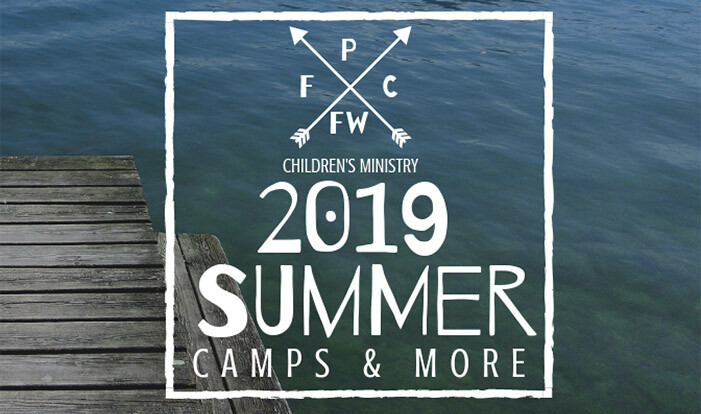 Summer Camps & More 2019