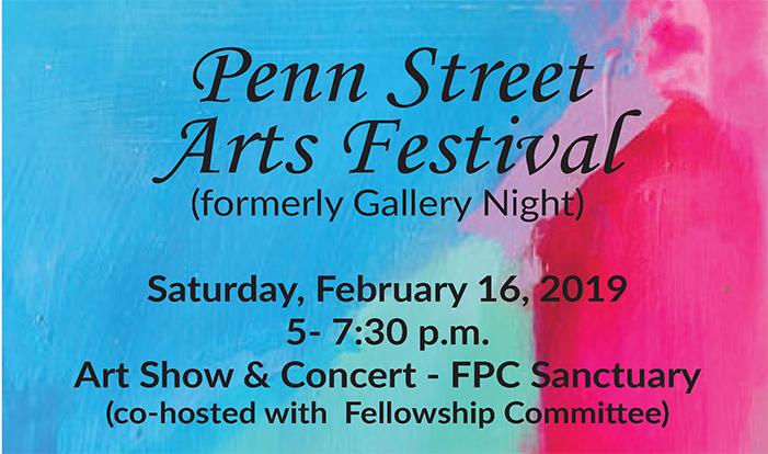 Penn Street Arts Festival