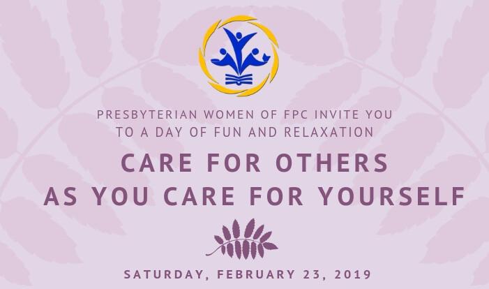 PW Women's Retreat