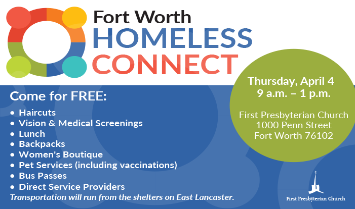 Homeless Connect 2019