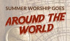 Summer Worship at FPC