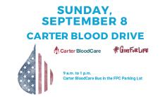Carter Blood Drive