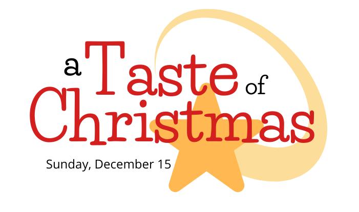 A Taste of Christmas rotator