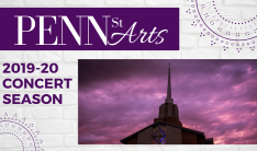 Penn St Arts Concert Series